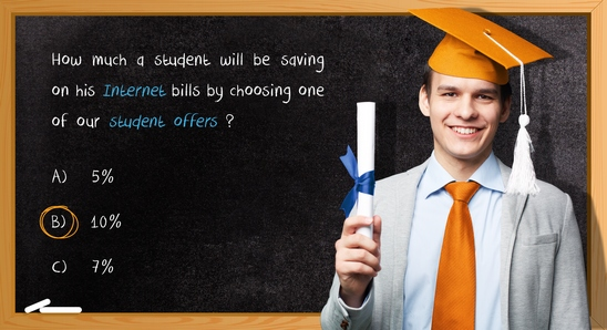 Student offers