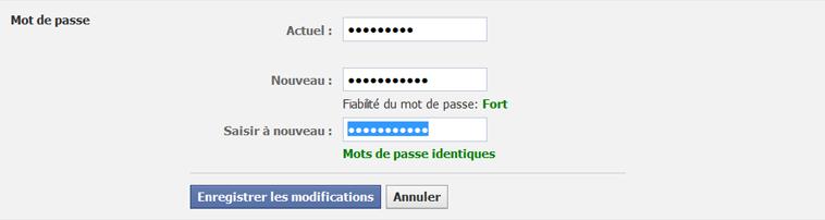 nouv mot d passe
