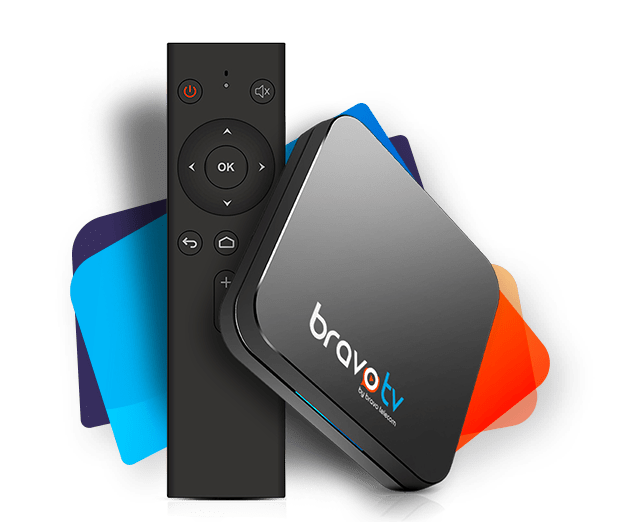 boîtier Android TV